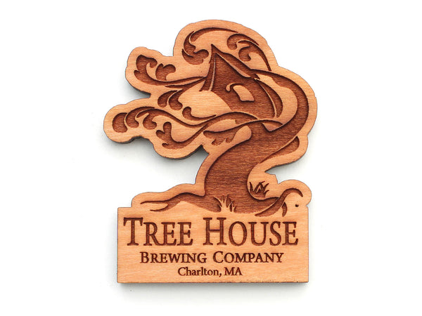 Tree House Brewing Company Logo Magnet