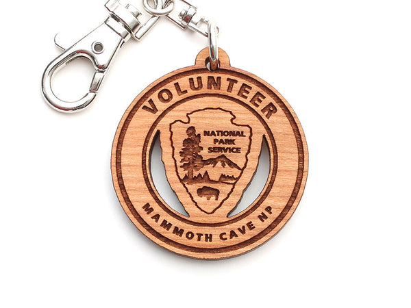 Arrowhead Store Volunteer Arrowhead Key Chain