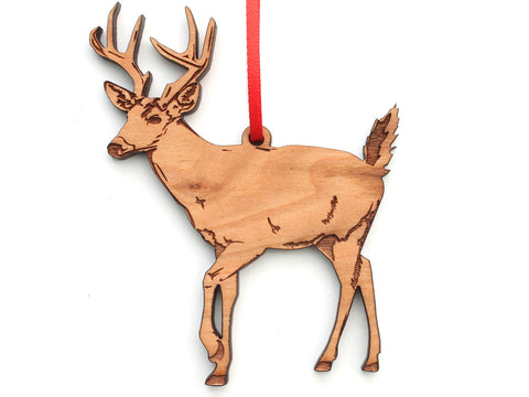 White-tailed Deer Ornament