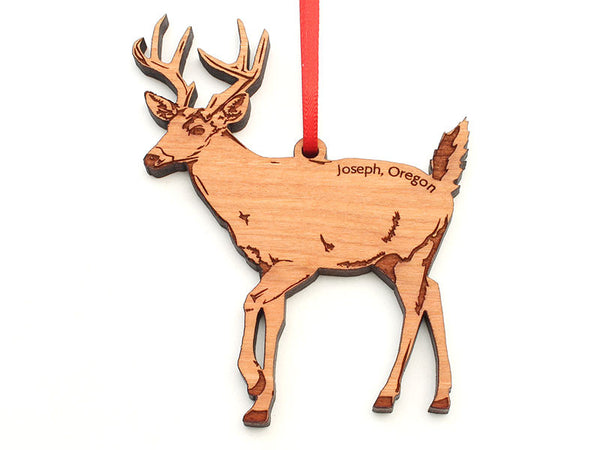 Copper Creek White-tailed Deer Ornament