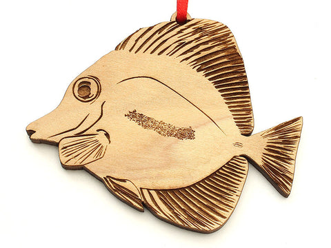 Yellow Tang Ornament