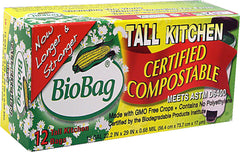 BioBag 13 Gallon Food Waste Bag
