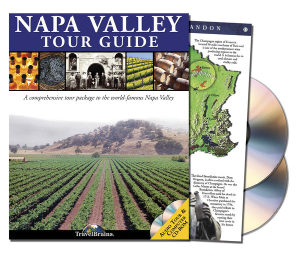 Napa Valley Tour Guide