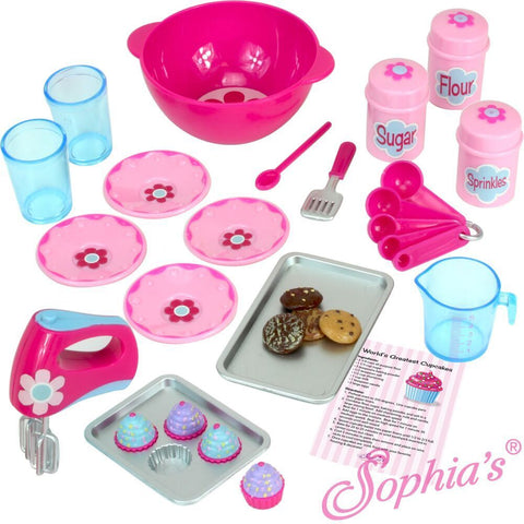 23 Piece Baking Accessories Set