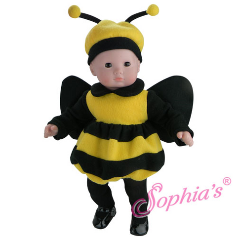 Bitty Baby Bumble Bee Costume