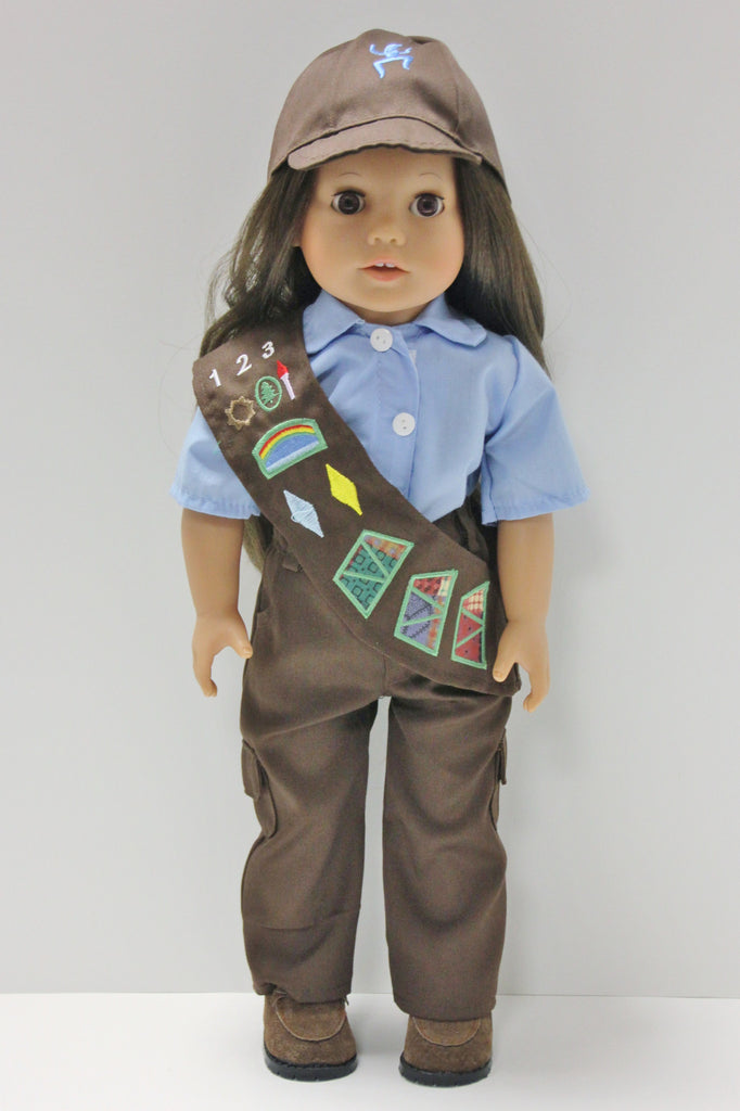 Girl Scouts Brownie Pant Uniform