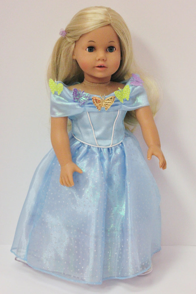 Cinderella Princess Costume