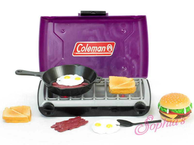 Coleman® Camp Stove & Food Set