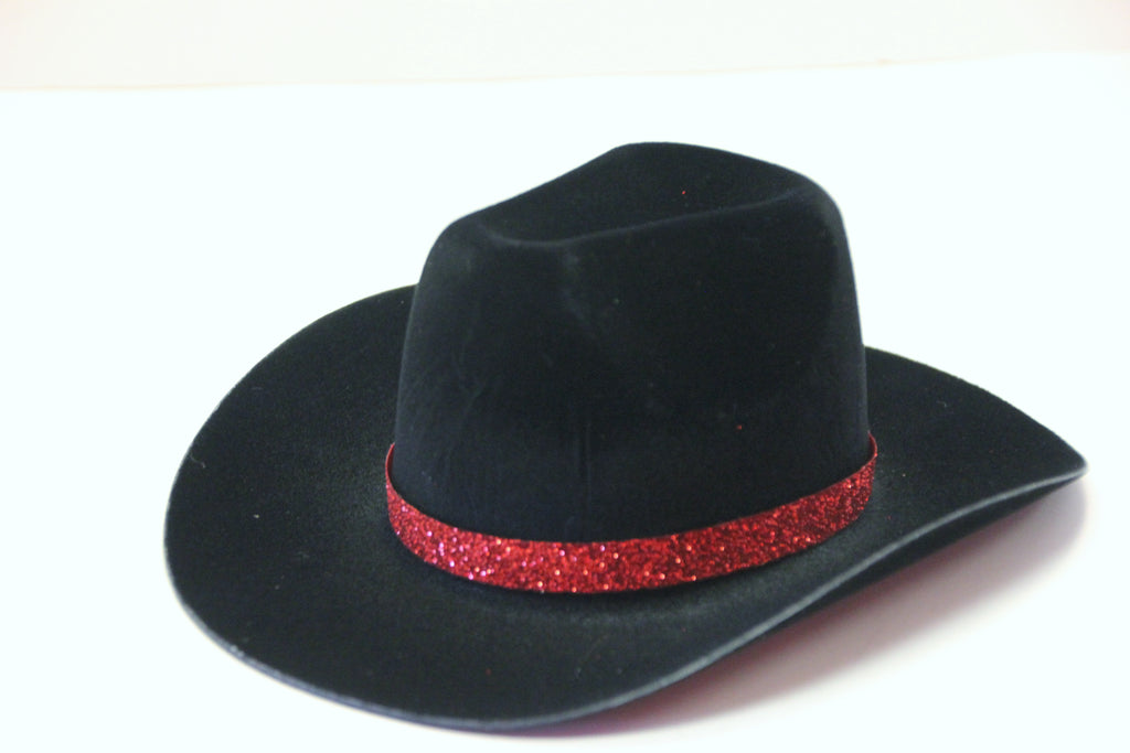 Black Cowgirl Hat