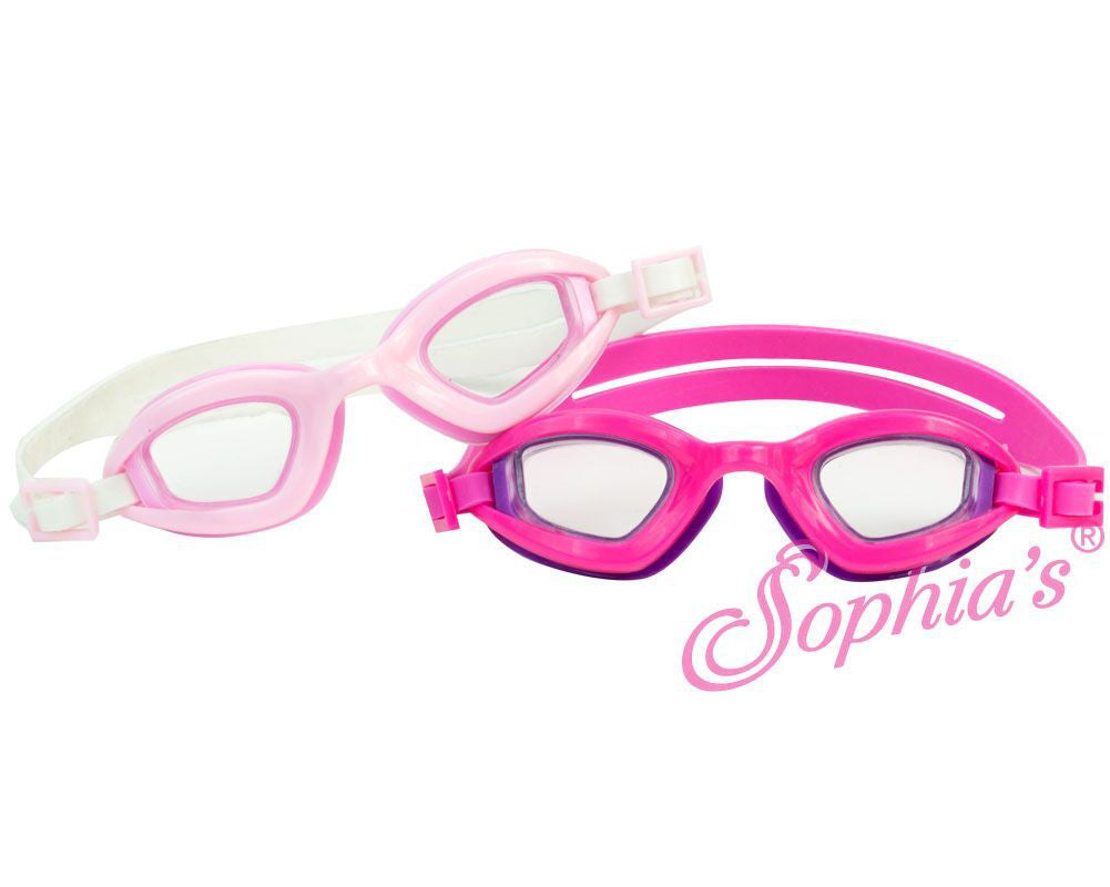 Swim Goggles-Hot Pink