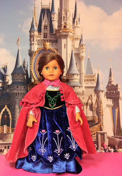 Anna Princess Costume