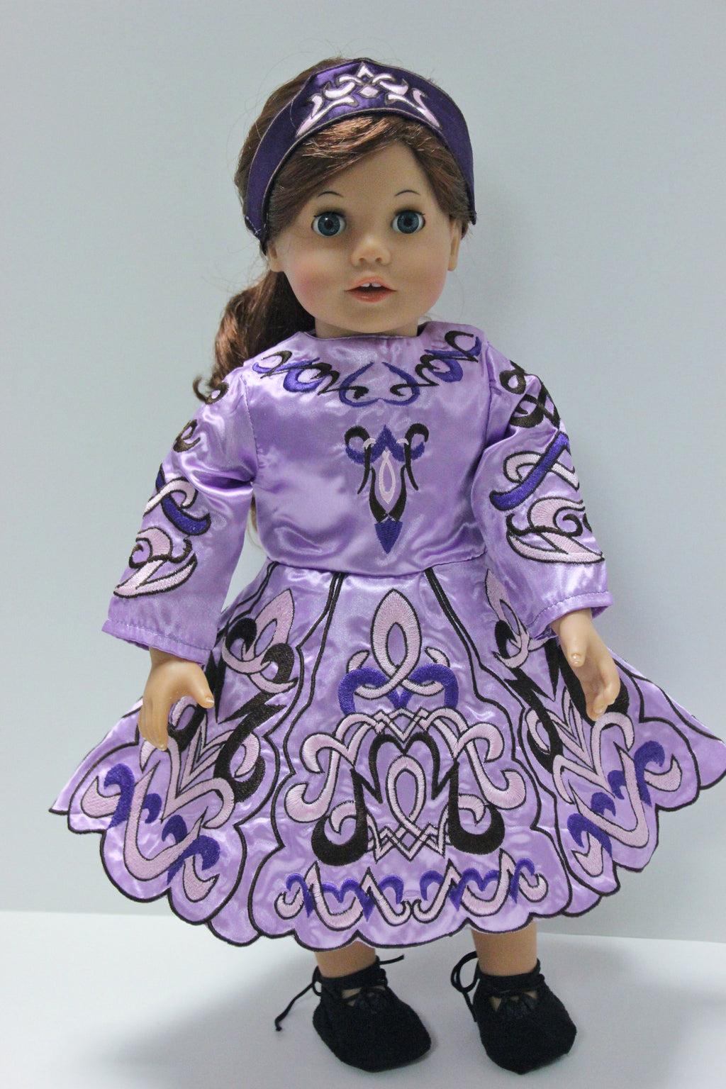 Lavender Irish Dance Costume