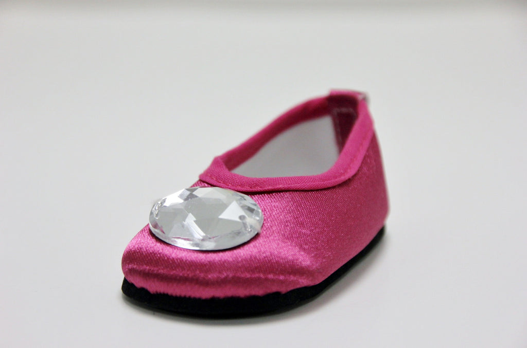 Berry Jewel Dress Shoes