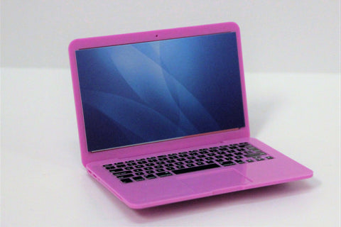Purple Laptop