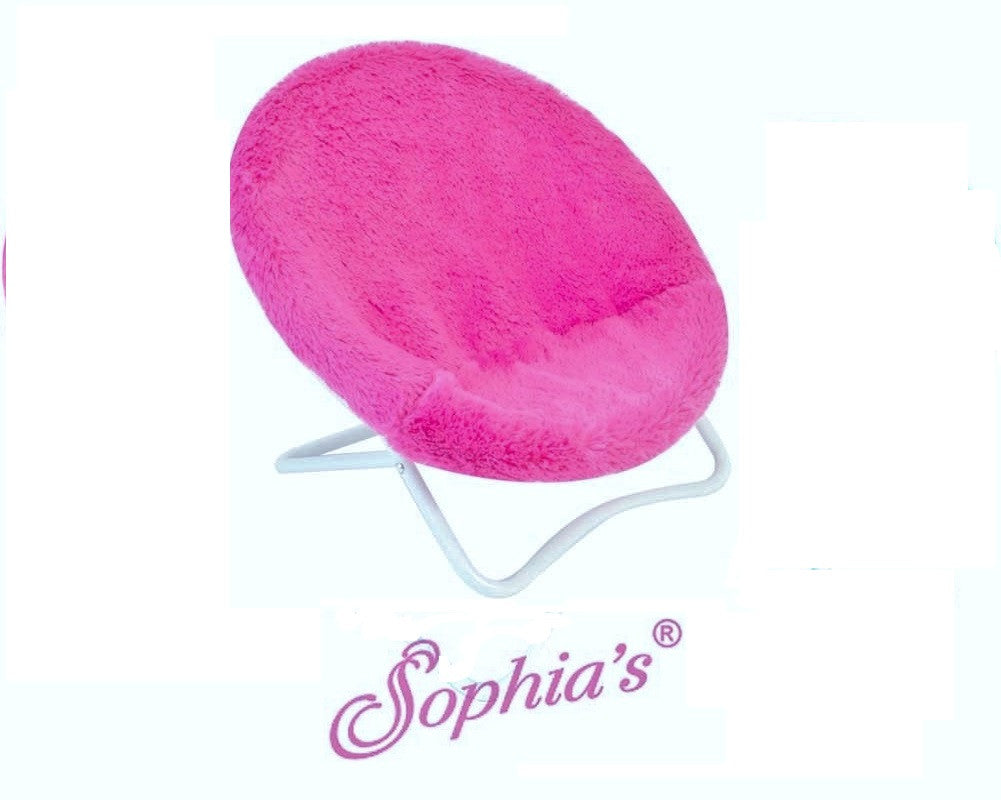 Papasan Chair - Pink