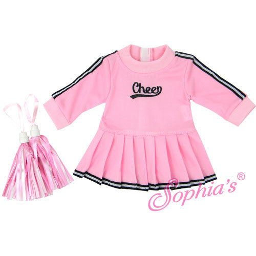 Pink Cheer Uniform