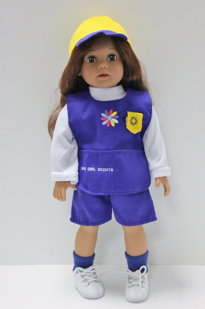 Girl Scouts Daisy Uniform