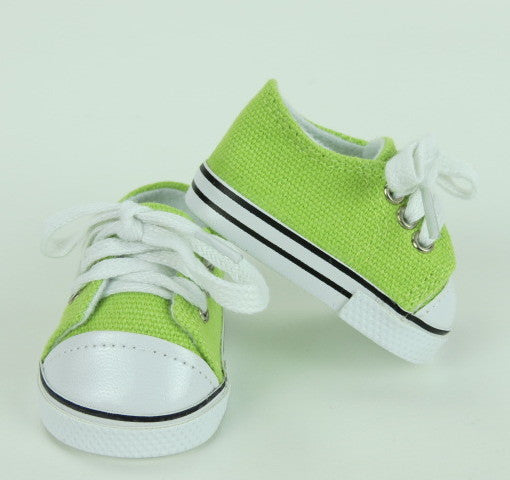 Lime Green Tennis Shoes