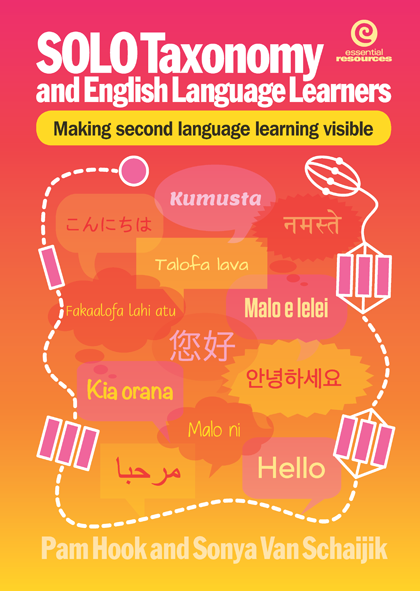 SOLO Taxonomy and English Language Learners: Making second language learning visible.