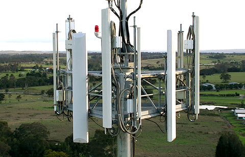 Z30 Cell Tower Inspection
