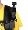 Osmo Pocket Adapter + Backpack Clamp