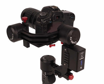 CAME-TV Prophet 4-in-1 Handheld Gimbal Stabilizer with Detachable Head