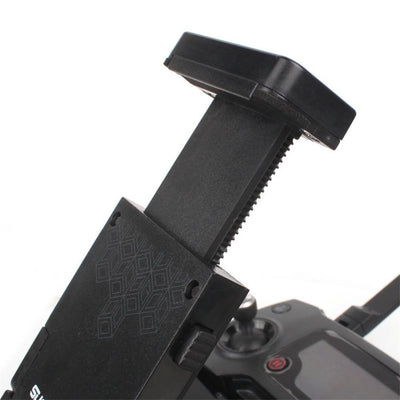 Mavic/Spark Mobile Device Holder with Accessory Case + Strap
