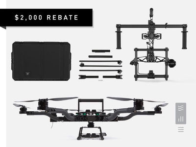 Advanced Drone - ALTA + MōVI M15 Bundle
