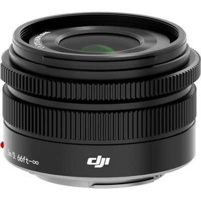 DJI MFT 15mm,F/1.7 ASPH Prime Lens - OmniView Tech  - 1