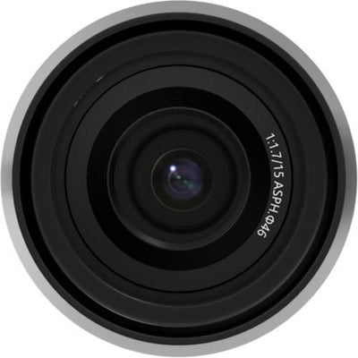 DJI MFT 15mm,F/1.7 ASPH Prime Lens - OmniView Tech  - 3