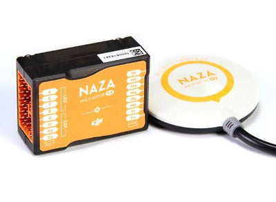 DJI NAZA-M V2 Controller with GPS iOSD Mini BTU - OmniView Tech  - 2