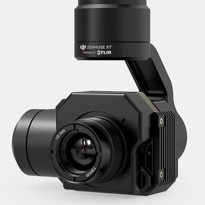 Advanced Drone - DJI Zenmuse XT 336x256 30Hz Fast Framerate Flir Tau2 Thermal Camera