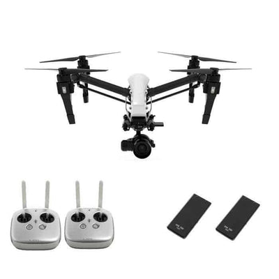 Advanced Drone - Inspire 1 RAW (Dual Remote) + Two Extra SSD