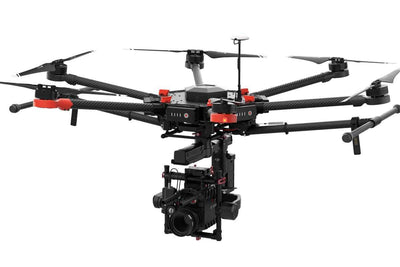 Advanced Drone - Matrice 600 + Ronin-MX