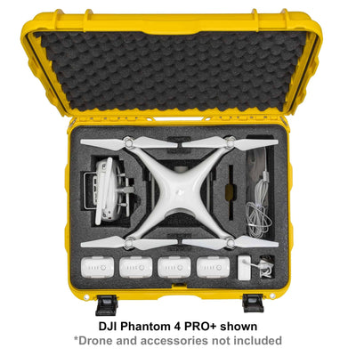 NANUK 950 DJI Phantom 4 / Phantom 3 Case with Wheels