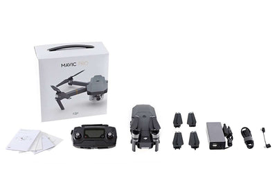 Beginner Drone - *NEW* Mavic Pro Fly More Combo