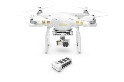Beginner Drone - Phantom 3 4K With Extra Battery