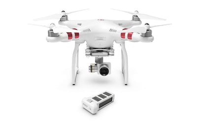 Beginner Drone - Phantom 3 Standard With Extra Battery