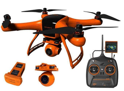 Scarlet Minivet Drone with FREE EXTRA Battery - OmniView Tech  - 6