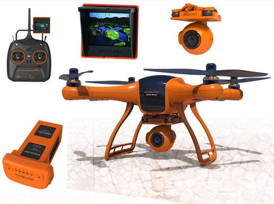 Scarlet Minivet Drone with FREE EXTRA Battery - OmniView Tech  - 7