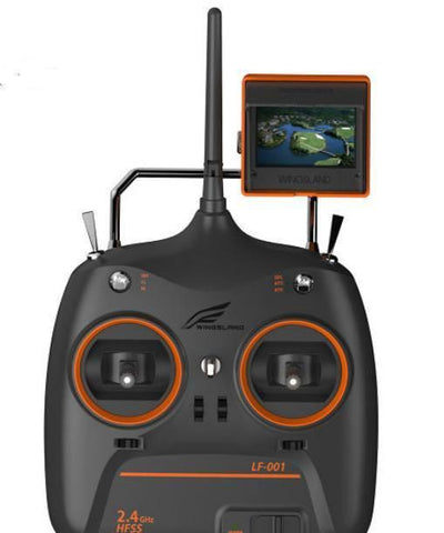 Scarlet Minivet Drone with FREE EXTRA Battery - OmniView Tech  - 9