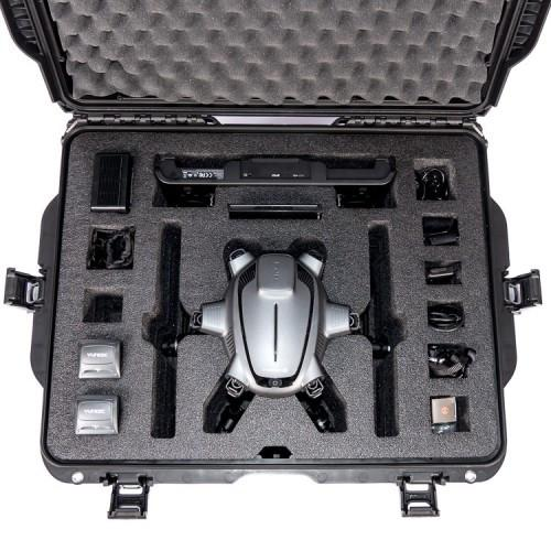 Typhoon H Pro >> Nanuk 960 Yuneec Typhoon H Case With Wheels Omniview Tech