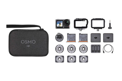 Osmo Action Essentials Combo