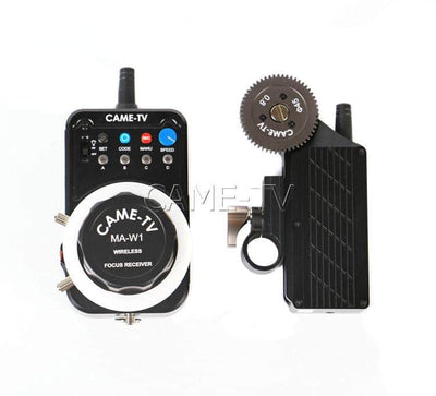 CAME-TV Wireless Follow Focus Controller Motor Inside Receiver - OmniView Tech  - 1