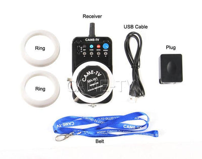 CAME-TV Wireless Follow Focus Controller Motor Inside Receiver - OmniView Tech  - 2
