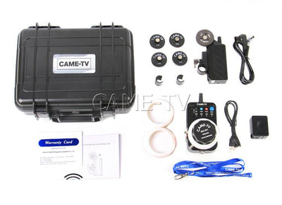 CAME-TV Wireless Follow Focus Controller Motor Inside Receiver - OmniView Tech  - 6