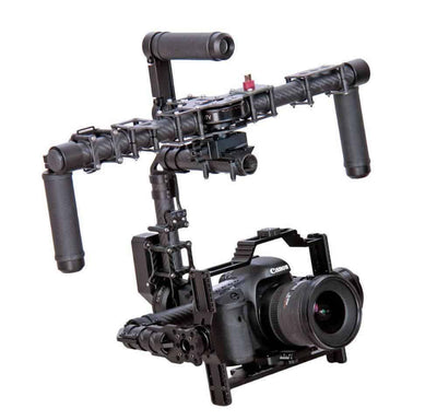CAME-7800 3-Axis Camera Gimbal (Tool-less) - OmniView Tech  - 1