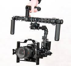 CAME-7800 3-Axis Camera Gimbal (Tool-less) - OmniView Tech  - 2