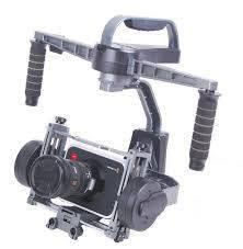 CAME-8000 3-Axis Camera Gimbal (Tool-less) + Carrying Case + Stand Package - OmniView Tech  - 2