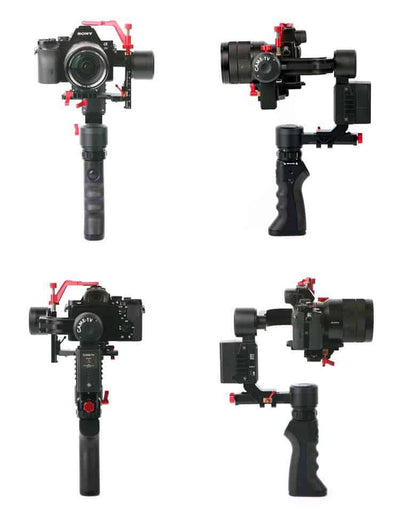 Handheld Gimbal - CAME-OPTIMUS 3 Axis Gimbal Camera 32bit Boards With Encoders